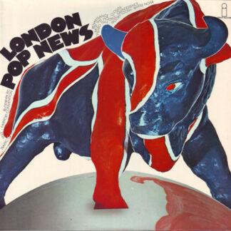 Various - London Pop News (LP, Smplr)
