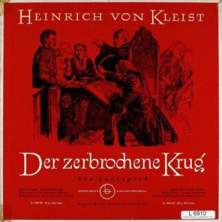 Heinrich von Kleist - Der Zerbrochene Krug (2xLP, Album + Box)