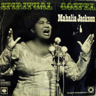 Mahalia Jackson - Spiritual Gospel (LP, Club)