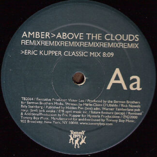 """Amber - Above The Clouds (Remix) (12"""")"""