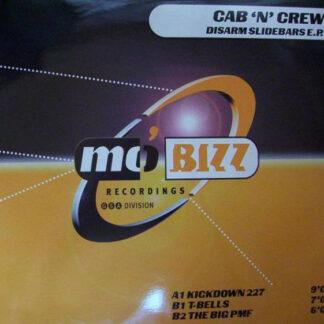 "Cab 'N' Crew* - Disarm Slidebars E.P. (12"", EP)"
