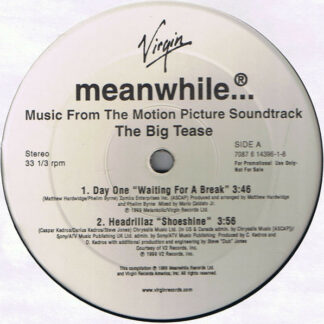 Various - The Big Tease (Soundtrack Sampler) (12