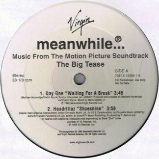 """Various - The Big Tease (Soundtrack Sampler) (12"""", Promo, Smplr)"""