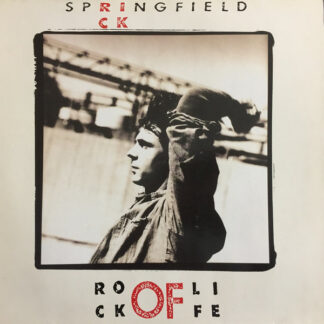 Rick Springfield - Rock Of Life (LP, Album)