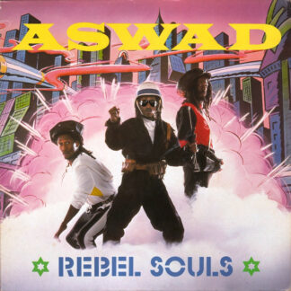 Aswad - Rebel Souls (LP, Album)