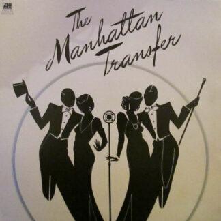 The Manhattan Transfer - The Manhattan Transfer (LP, Album)