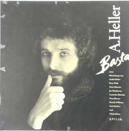 A. Heller* - Basta (LP, Album, Gat)