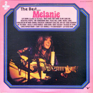 Melanie (2) - The Best ... (2xLP, Comp, RE)