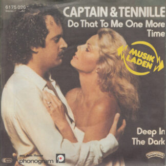 "Captain & Tennille* - Do That To Me One More Time (7"", Single, RE)"