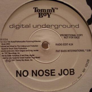 "Digital Underground - No Nose Job (12"", Promo)"