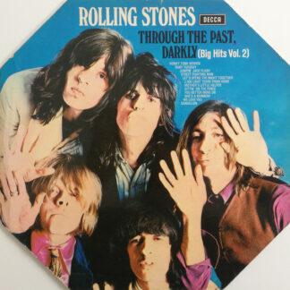 Rolling Stones* - Through The Past, Darkly (Big Hits Vol. 2) (LP, Comp,