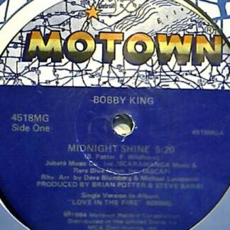 """Bobby King - Midnight Shine (12"""")"""