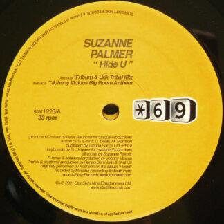 "Suzanne Palmer - Hide U - Friburn & Urik, Johnny Vicious & Tony Van Kamono Mixes (2x12"")"