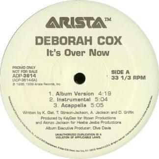 Deborah Cox - It's Over Now (12