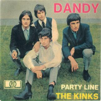 "The Kinks - Dandy (7"", Single)"
