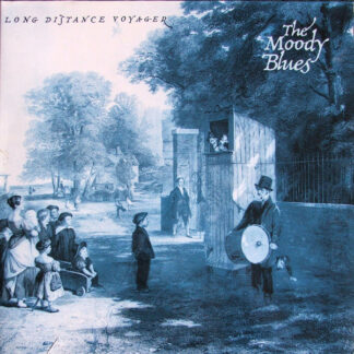 The Moody Blues - Long Distance Voyager (LP, Album)
