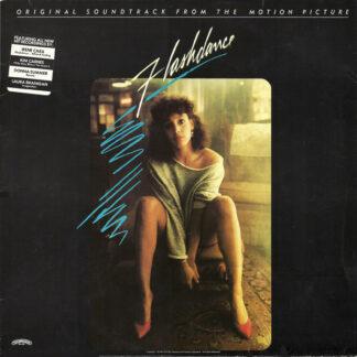 Various - Flashdance (Original Soundtrack From The Motion Picture) (LP, Album)