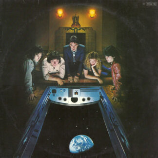 Wings (2) - Back To The Egg (LP, Album)