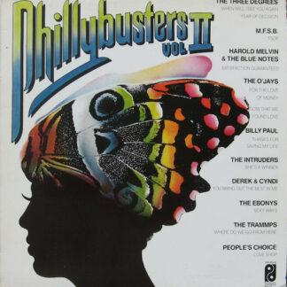 Various - Phillybusters Vol II (LP, Comp)