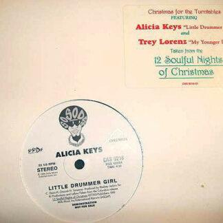 Alicia Keys / Trey Lorenz - Little Drummer Girl / My Younger Days (12