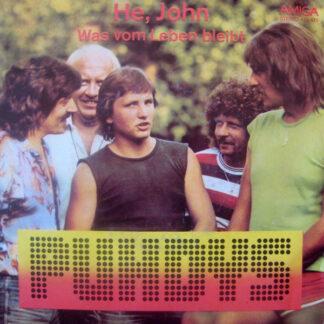 "Puhdys - He, John (7"", Single)"