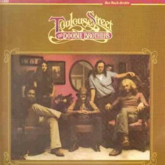 The Doobie Brothers - Toulouse Street (LP, Album, RE)