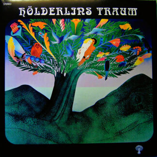 Hölderlin* - Hölderlins Traum (LP, Album, RE)