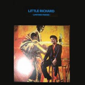 Little Richard - Lifetime Friend (LP)