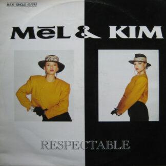 """Mel & Kim - Respectable (12"""", Maxi)"""