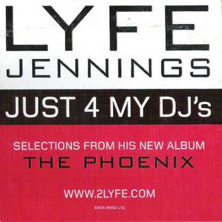 Lyfe Jennings - Just 4 My DJ's (12