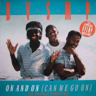 B.V.S.M.P. - On And On (Can We Go On) (12