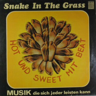 Snake In The Grass - Hot Und Sweet Mit Beat (LP, Album)