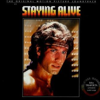 Various - The Original Motion Picture Soundtrack - Staying Alive (Életben Maradni) (LP, Album, Gat)