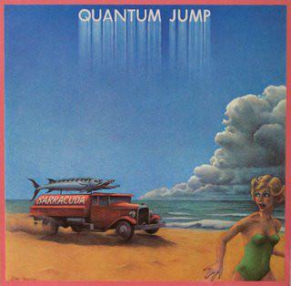 Quantum Jump - Barracuda (LP, Album)