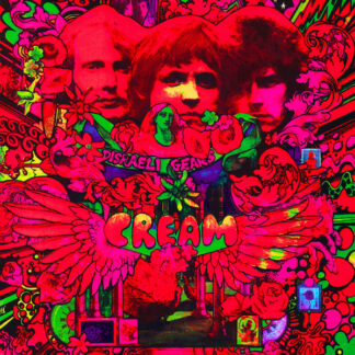 Cream (2) - Disraeli Gears (LP, Album, Mono, RE, 180)