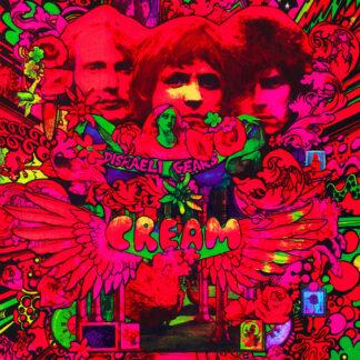 Cream (2) - Disraeli Gears (LP, Album, Mono, RE, 180)