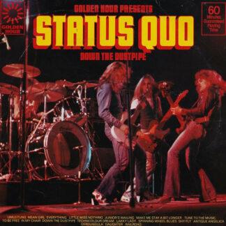 Status Quo - Status Quo - Down The Dustpipe (LP, Comp)