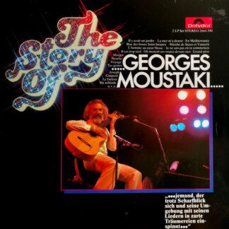 Georges Moustaki - The Story Of...Georges Moustaki... (LP, Album, RE + LP, Album, RE + Comp)