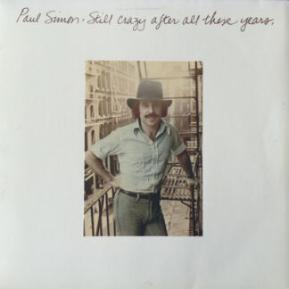 Paul Simon - Still Crazy After All These Years (LP, Album, RE)