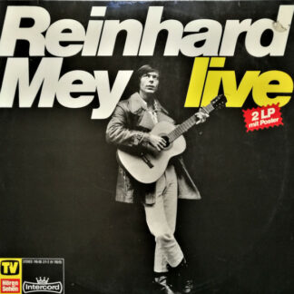 Reinhard Mey - Live (2xLP, Album, Ltd, Num)