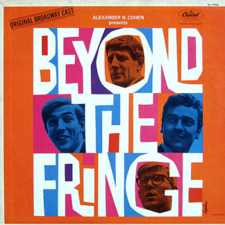 Beyond The Fringe - Beyond The Fringe (LP, Album, Mono)