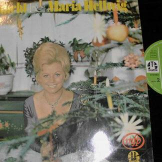 Maria Hellwig - Weihnacht Bei Maria Hellwig (LP)