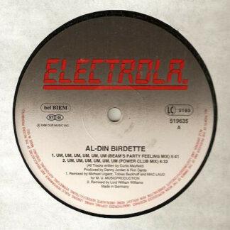 """Al-Din Birdette - Um, Um, Um, Um, Um, Um (12"""", Maxi)"""