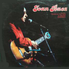 Joan Baez - A Package Of Joan Baez (LP, Album, RE)