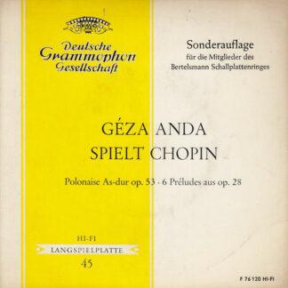 Chopin* / Géza Anda - Géza Anda Spielt Chopin (7