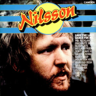Nilsson* - Save The Last Dance For Me (LP, Comp)