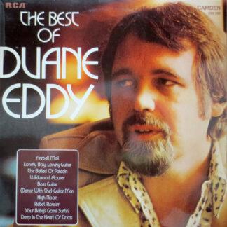 Duane Eddy - The Best Of Duane Eddy (LP, Comp)