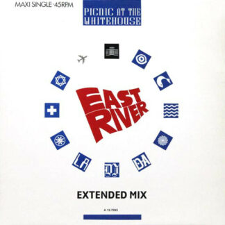 Picnic At The Whitehouse - East River (Extended Mix) (12