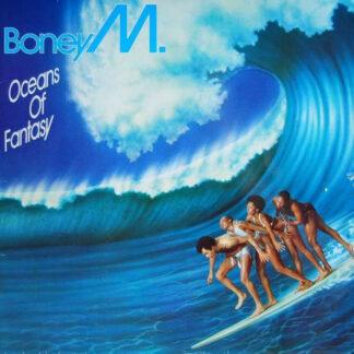 Boney M. - Oceans Of Fantasy (LP, Album, Fou)