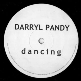 "Darryl Pandy - Dancing (12"", S/Sided, Promo)"